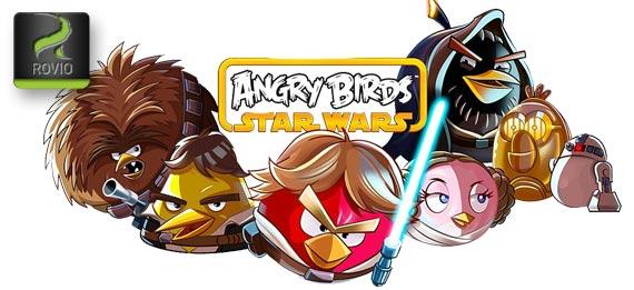 Angry Birds Star Wars bekommt finales Update