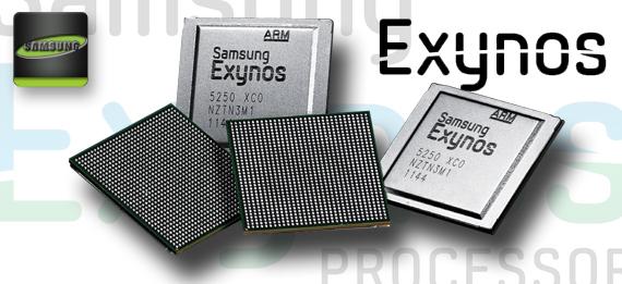 Samsung Exynos 6 mit 64 Bit