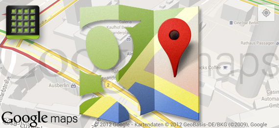 Google Maps 7.5 mit Gmail-Integration