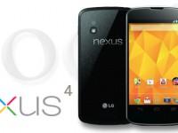 Nexus 4 in Weiß: Ab 10. Juni im Play Store mit Android 4.3