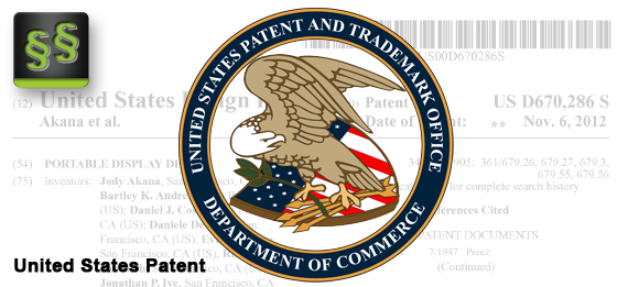 US Patentamt USPTO