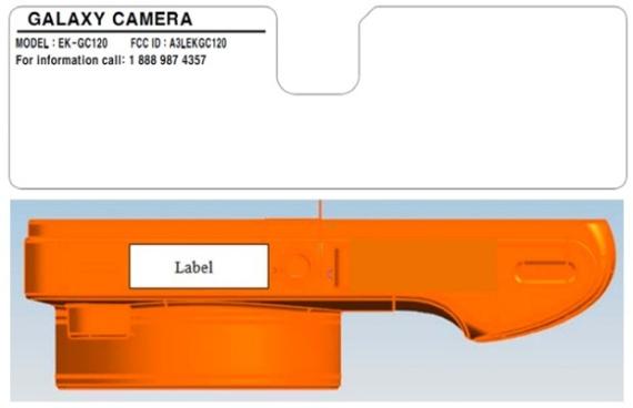 Galaxy Camera LTE