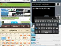 Android und Multi Window: Warum Samsung durfte aber CyanogenMod nicht