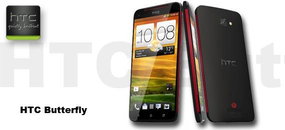 HTC Butterfly und HTC Desire SV für Deutschland