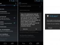 Android 4.2: App-Verifizierung ist nicht ganz das geworden wie erhofft
