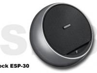 Samsung ESP-30: Audiodock für viel Geld bei Amazon vorbestellbar