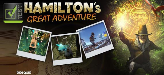 [Test] Hamilton's Adventure THD – Video App Vorstellung