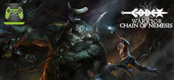 Codex the Warrior – Chain of Nemesis: Das erste Tegra4-exklusive Spiel