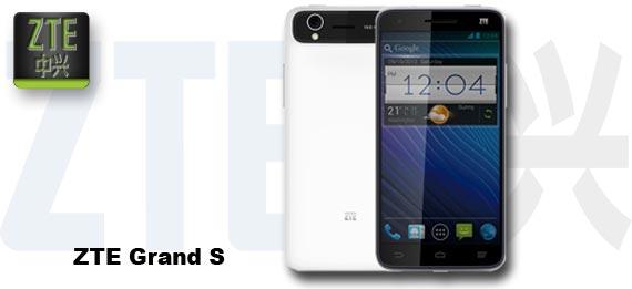 [CES 2013] Grand S von ZTE offiziell vorgestellt