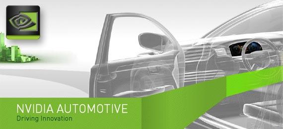 Automotive-Branche: NVIDIA auf dem Vormarsch