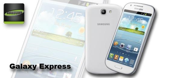 Samsung Galaxy Express: Und schon wieder Nachwuchs in der Galaxy-Familie