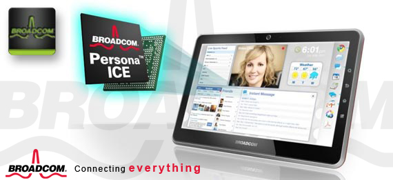 Broadcom geht unter die Chiphersteller
