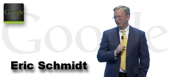 2,51 Milliarden US Dollar: Eric Schmidt veräußert 42% seiner Google-Anteile