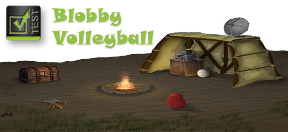 [Test] Blobby Volleyball – Video App Vorstellung