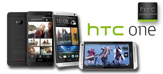 HTC One und CEO Peter Chou