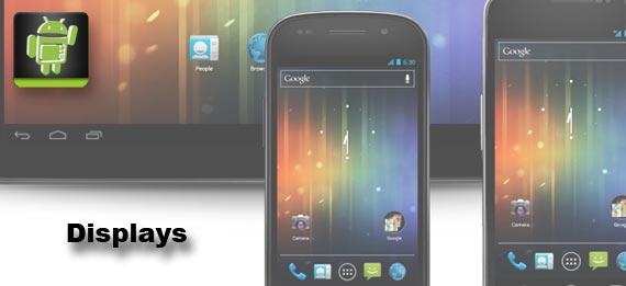 Displayvergleich: HTC Butterfly, Sony Xperia Z und Oppo Find 5 im Duell