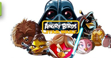Angry Birds Star Wars Android Apptest