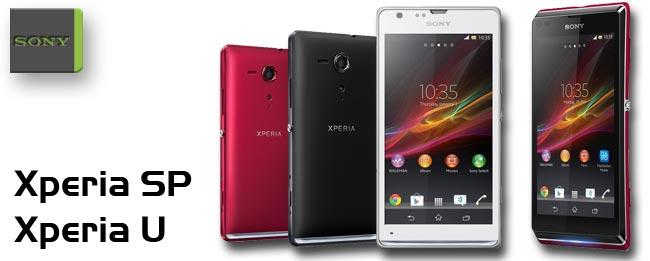 Sony Mobile Xperia SP und Xperia L