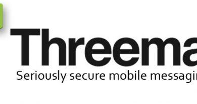 Threema Messenger mit Verschlüsselung