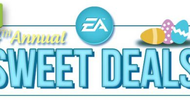 EA Mobile Sweet Deals