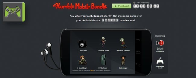 Humble Bundle für Android Part 5