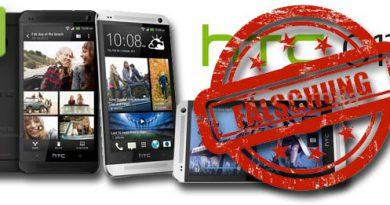 HTC One Klon HDC One