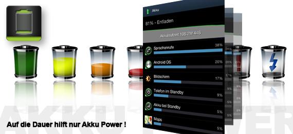 Akku-Technologie ist am Limit