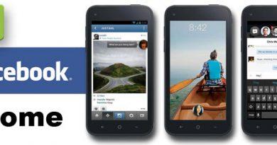 Facebook Home und HTC First eingestellt