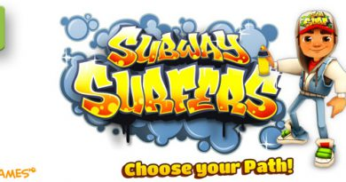 Subway Surfers Gametest