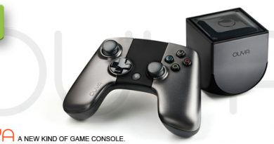 OUYA Android Spielkonsole