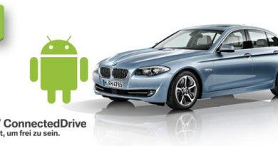 BMW iDrive und ConnectedDrive