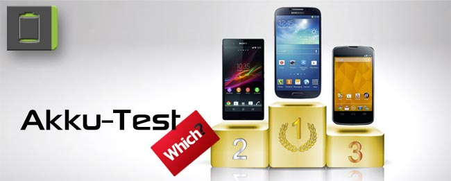 Which Akku-Ausdauer-Test Sieger Galaxy S4