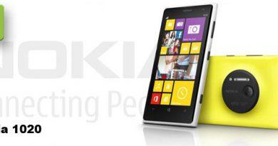 Nokia LUmia 1020 mit 41 Megapixel PureView-Kamera