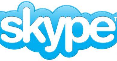 Skype mit neuem Update