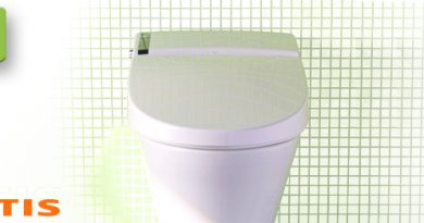 Satis Toilette mit Android