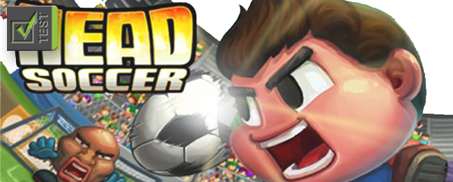 Head Soccer Android Gametest