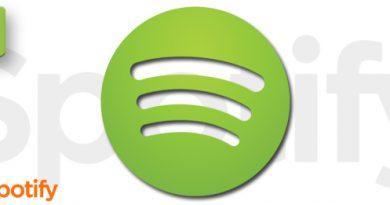 Spotify Musik Streaming Dienst