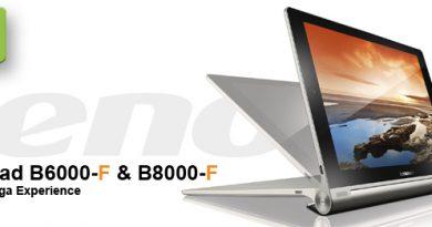 Lenovo IdeaPad B6000-F und B8000-F