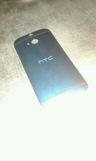 HTC M8 Leak Rückseite