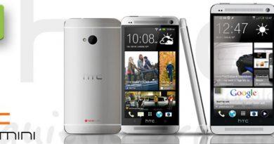 HTC One mini Test