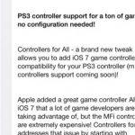 PS3 Controller Pairing Tweak