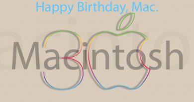 30 Jahre Macintosh Präsentation