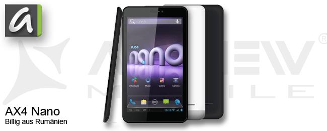 AllView AX4 Nano