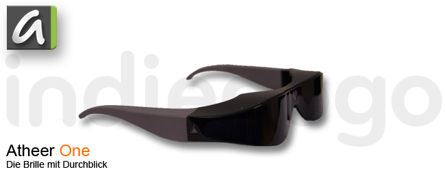 Atheer One Smart Glass