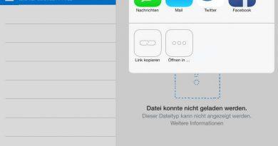 KeePass auf iOS