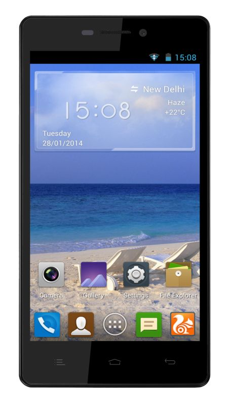 Gionee M2 Front