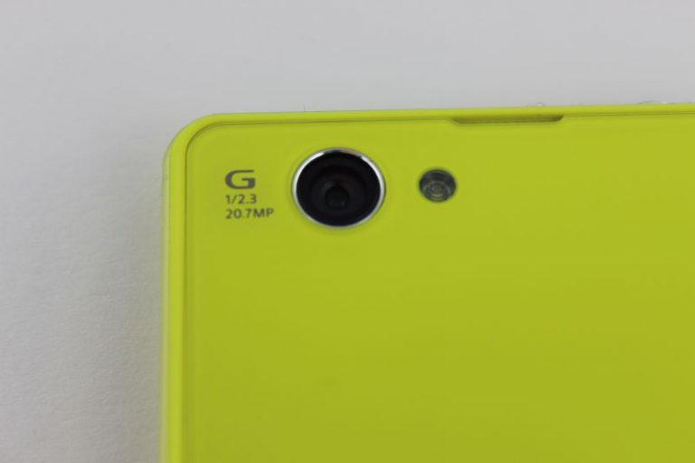 Sony Xperia Z1 Compact Test