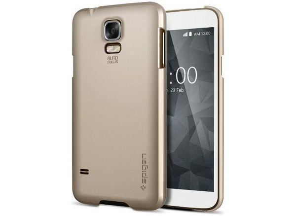 Samsung Galaxy S5 Spigen Cover