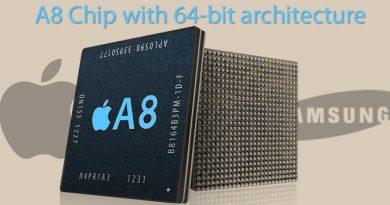Apple A8-Chip