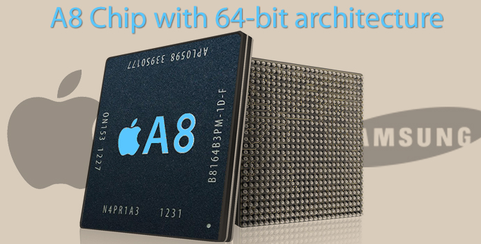 Apple A8-Chip